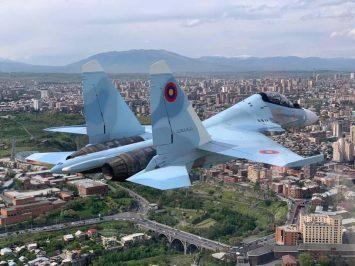 Su-30SM Armenia_AR