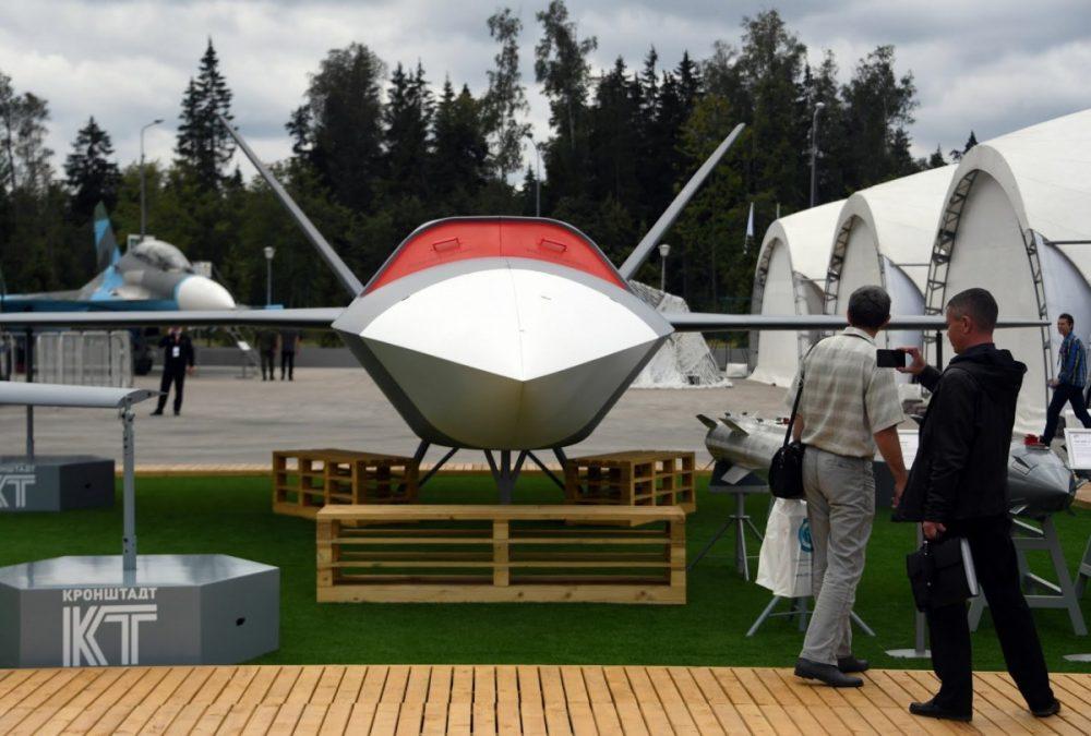 Drone Grome loyal wingman