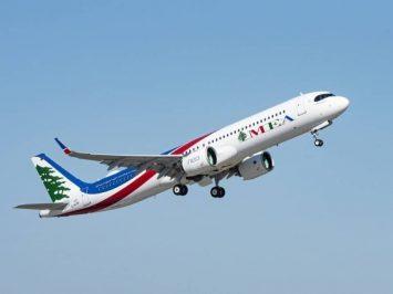 A321neo MEA MSN 10000