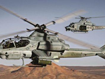 AH-1Z Viper dan UH-1Y Venom