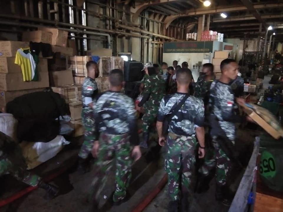 Batalyon Para Raider 433 - Julu Siri kembali dari Papua