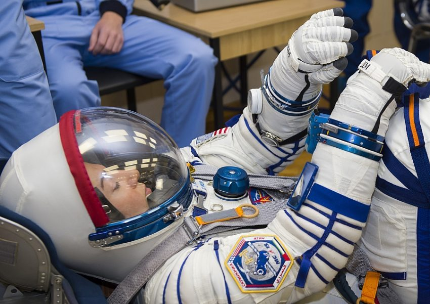 Calon astronot India