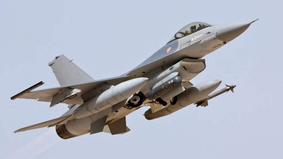 19 tahun lalu pilot F-16 ini nyaris melakukan kamikaze
