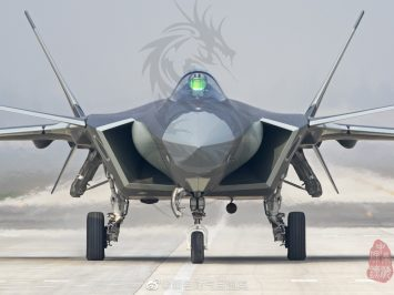J-20 Mighty Dragon_