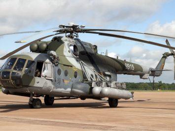 Mi-17 Ceko