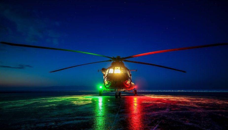 Rusia mulai produksi prototipe helikopter lepas pantai Mi-171A3