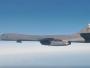 MiG-31 dan Su-35S kawal B-1B Lancer di Atas Laut Bering dan Laut Okhotsk