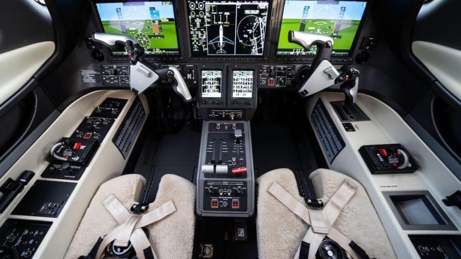 Kesuksesan Embraer bermain di kelas jet eksekutif