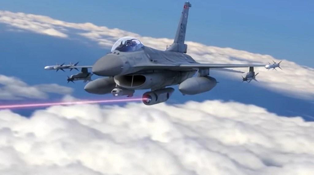 Pod Laser F-16