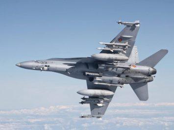 F/A-18 Hornet Spanyol