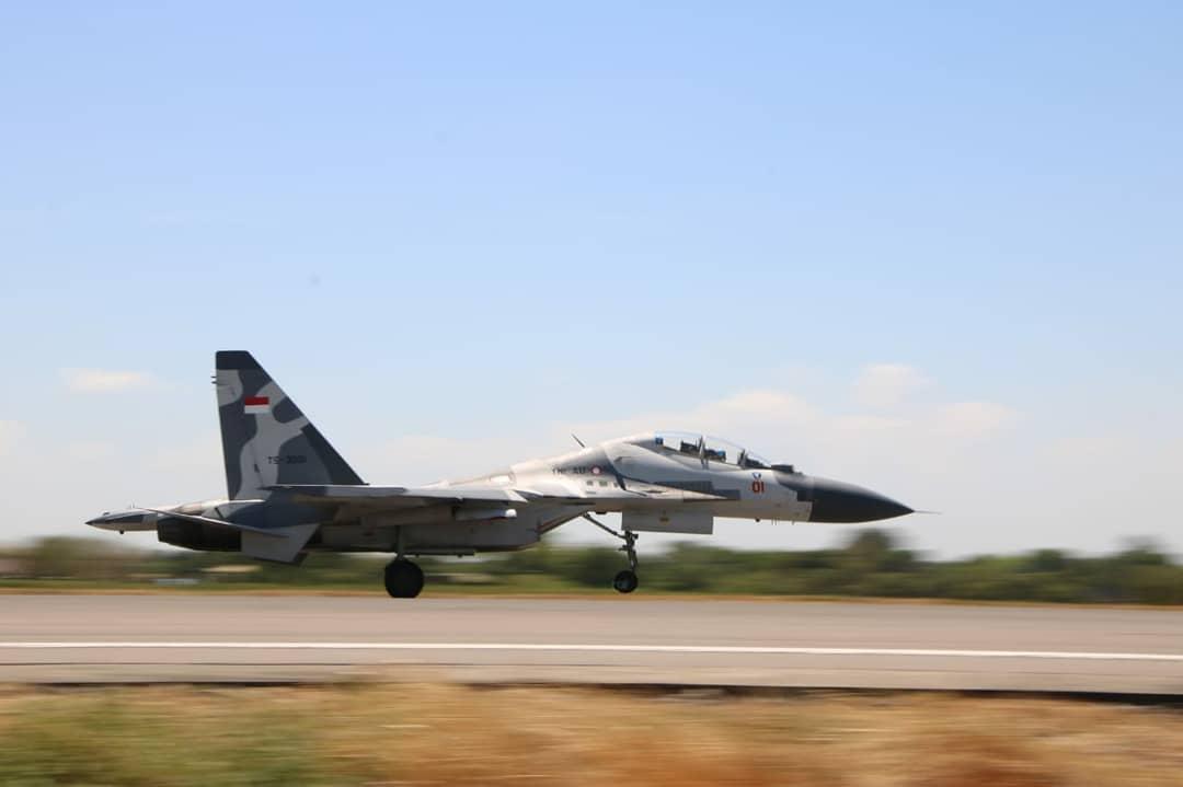Su-30MK TS-3001