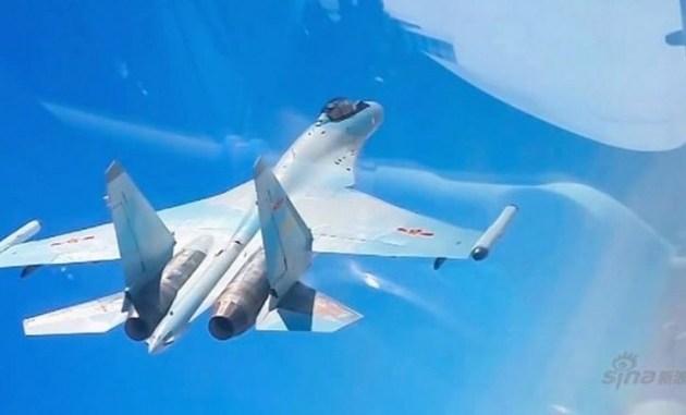 Su-35 China