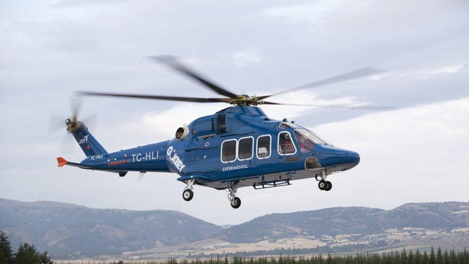 Turki menuju penerbangan helikopter T625 Gökbey dengan mesin dalam negeri