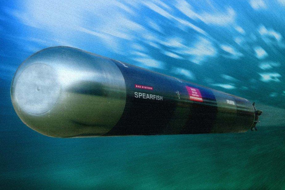 Torpedo Spearfish