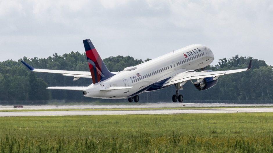 Airbus kirimkan pesawat A220 rakitan AS pertama kepada Delta
