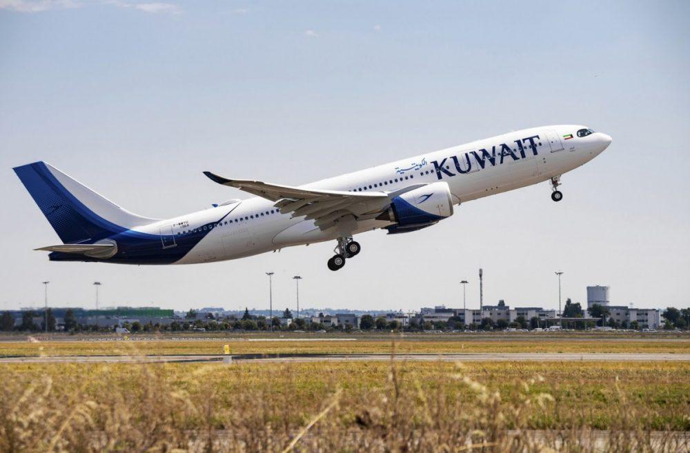 A330neo kuwait airways