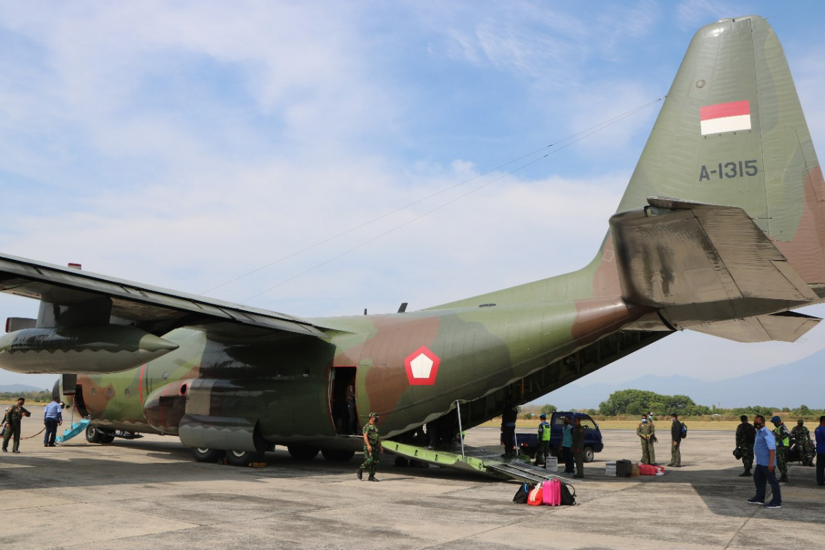 C-130 TNI AU
