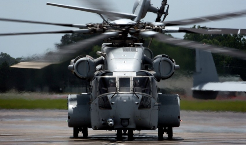 USMC akan mendapatkan tambahan 6 heli CH-53K King Stallion