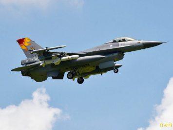 F-16A ROCAF