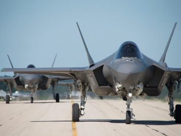 Korea Selatan telah menerima 24 F-35A dari Amerika Serikat