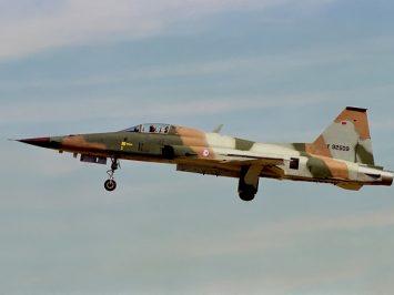 F-5E Tunisia