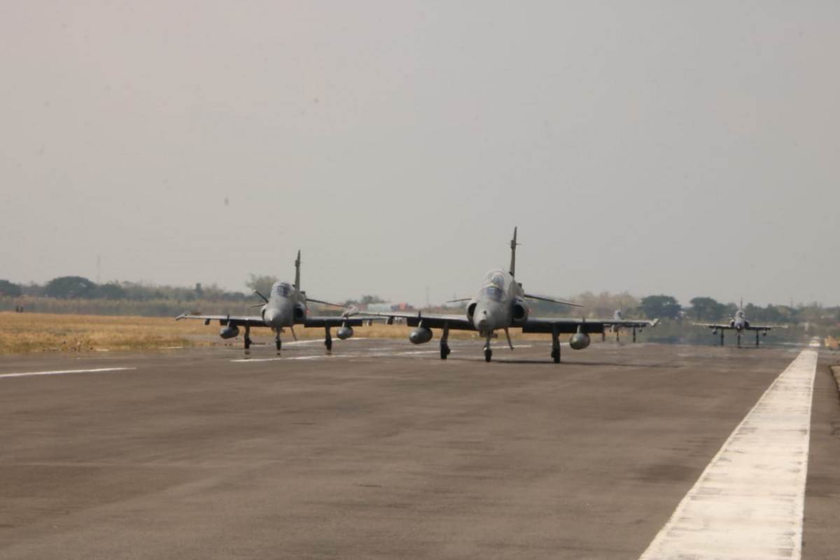 Hawk Skadron Udara 1