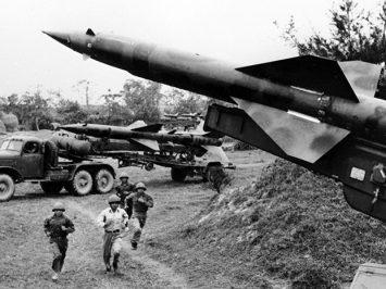 CIA berhasil curi rahasia rudal pertahanan udara S-75 dalam Perang Vietnam