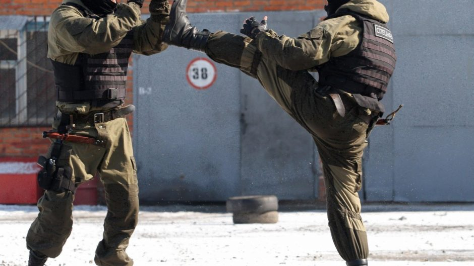 Spetsnaz, 70 tahun berkiprah dalam kesenyapan di berbagai negara