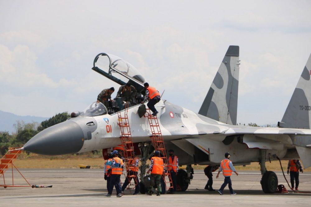 Su-30 Skadron Udara 14