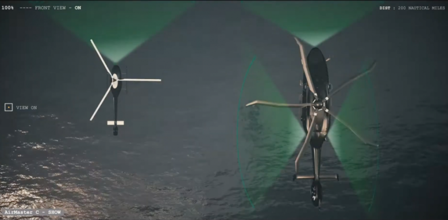 Thales- UAV-HIL-AirMaster-C