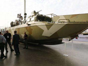 Armada Baltik Rusia terima BK-16, kapal serbu amfibi untuk pasukan khusus