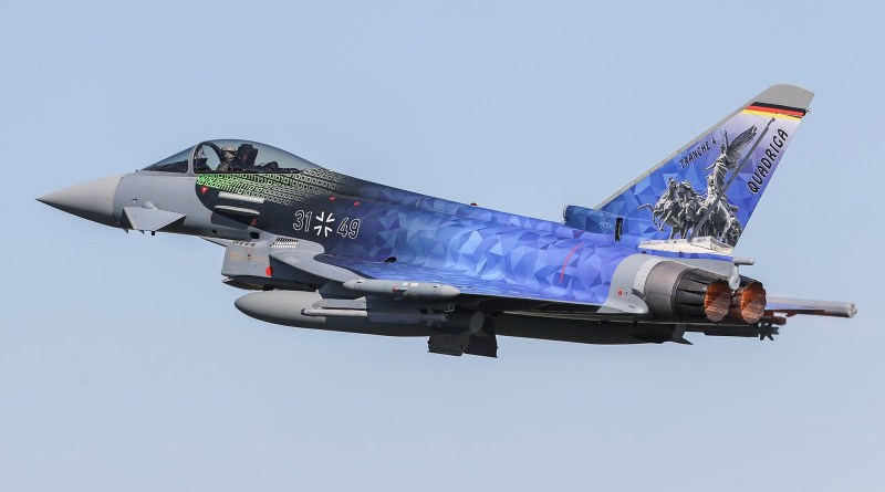 Eurofighter Tranche-4-for Luftwaffe