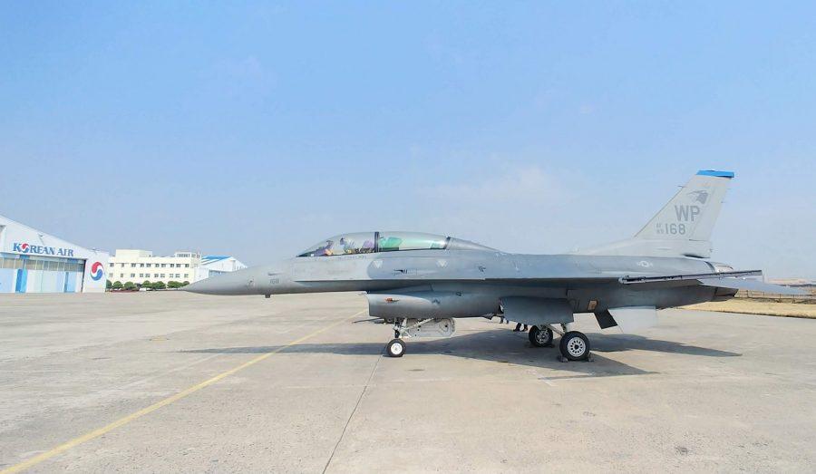 F-16 Korean Air
