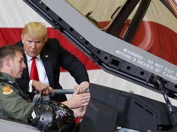F-35 Trump