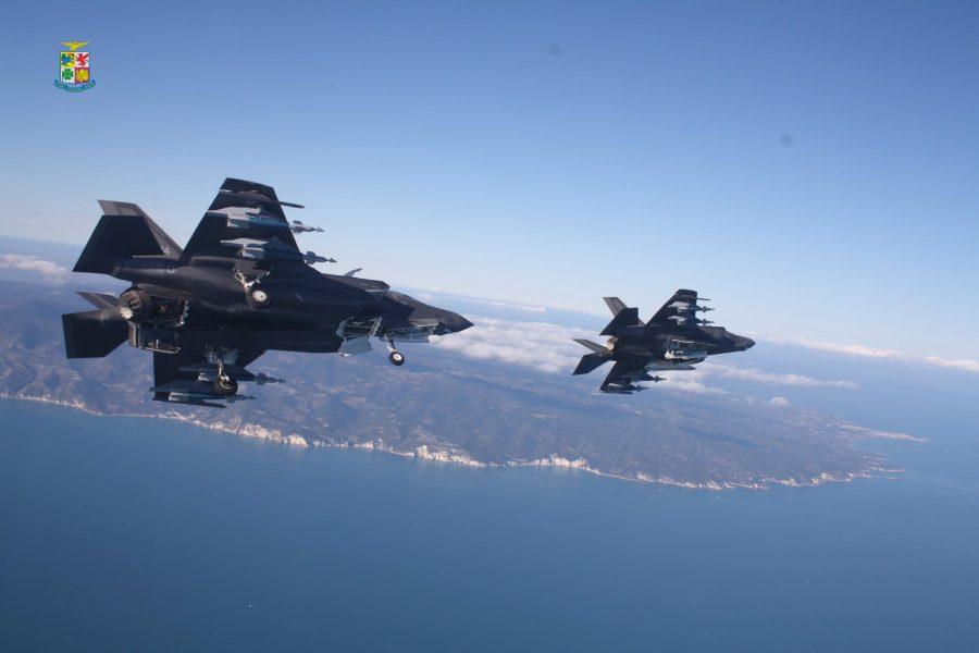 F-35A dan F-35B_AU Italia
