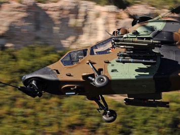 Helikopter Tiger-HAD