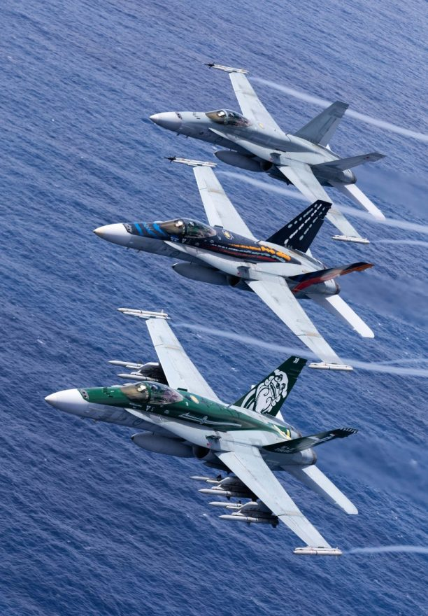 RAAF Hornet