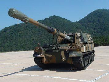 Korea kembangkan K9A1 SPH dengan menara tak berawak