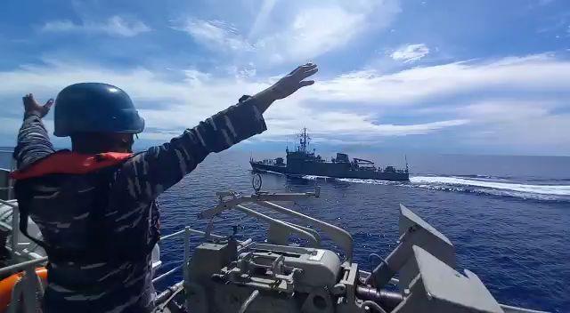 KRI-Malahayati-362-Laksanakan-Latihan-Corpat-Philindo-XXXIV-2020.2