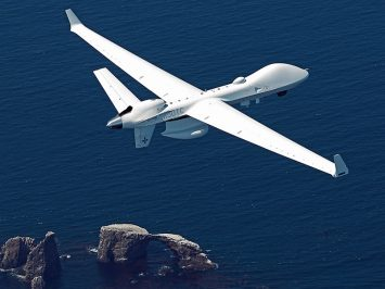 AL India sewa dua unit drone MQ-9B SeaGuardian dari AS