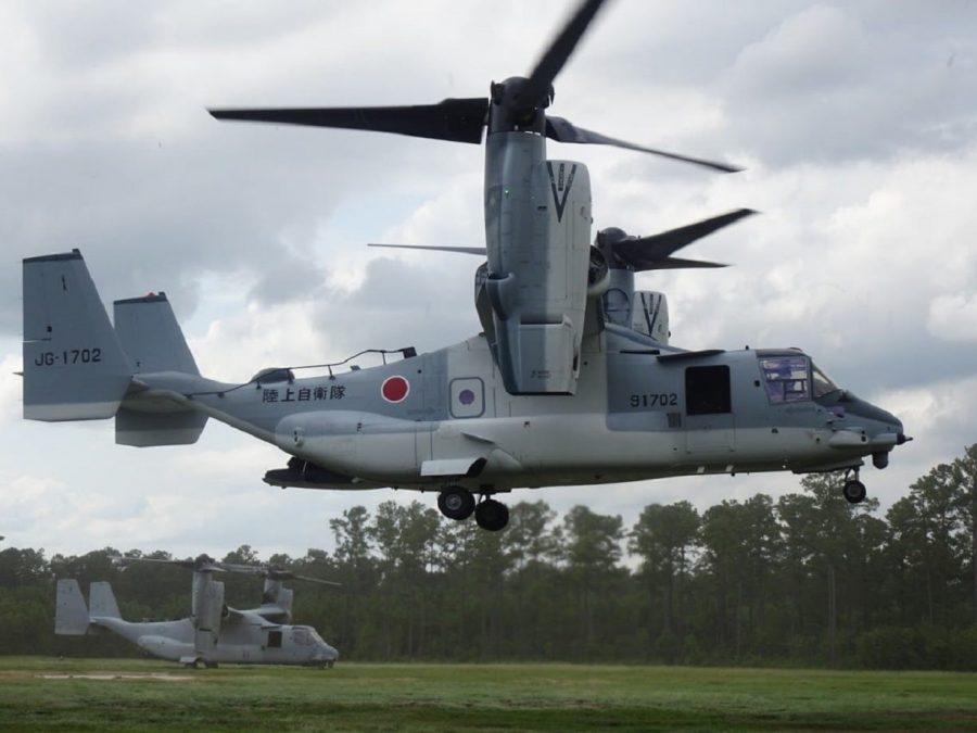 MV-22B Osprey_Japan