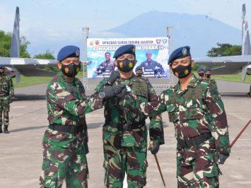 Mayor Pnb I Kadek Suta Jabat Komandan Skadron Udara 14_AR