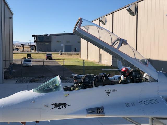 MiG-29UB_Jared Isaacman