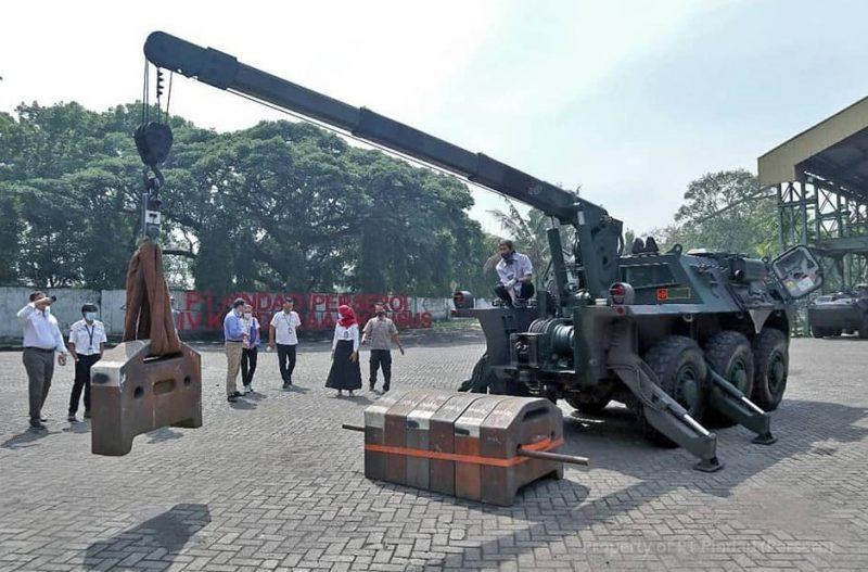 Anoa Recovery Pindad
