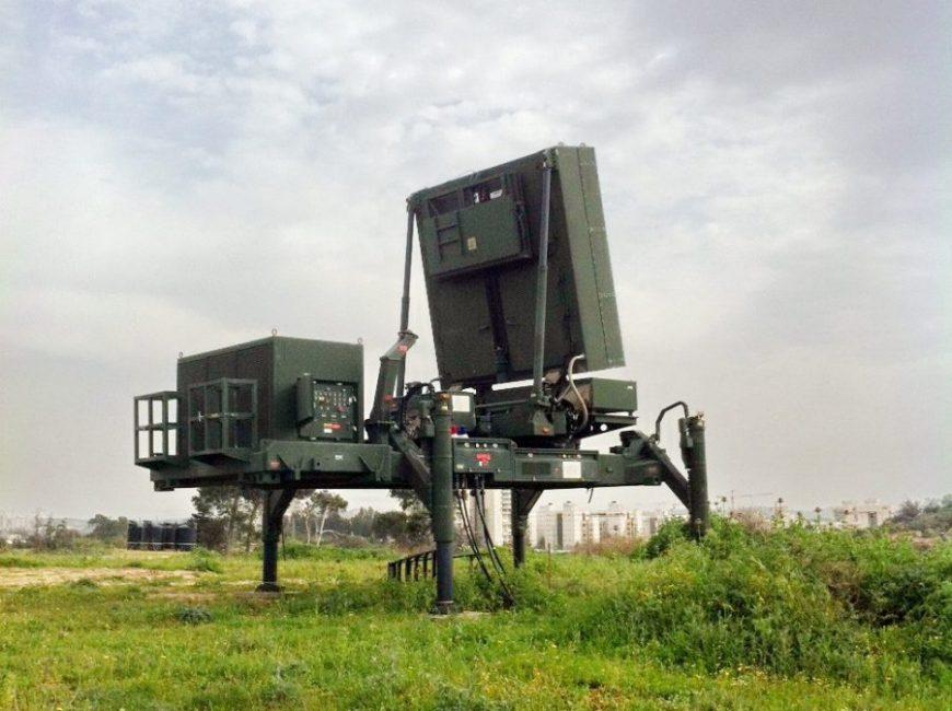 Radar Iron dome