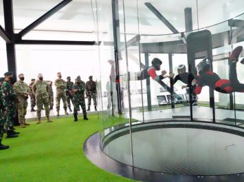 Skydiving Center Divif-2 Kostrad
