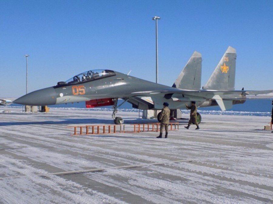 su-30SM Kazakhstan