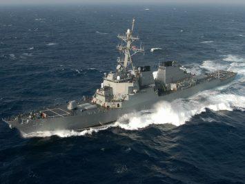 USS Barry DDG 52