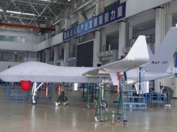 Wing Loong II NAF