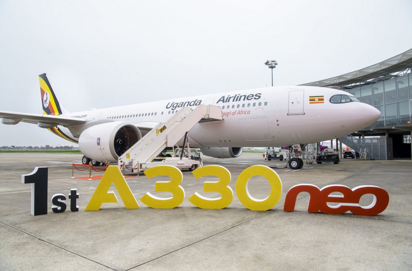 1st-A330neo Uganda Airlines